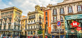 Aposentados na Espanha
